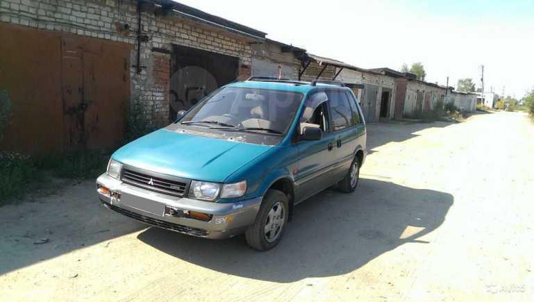 Mitsubishi RVR, 1995 год, 55 000 руб.