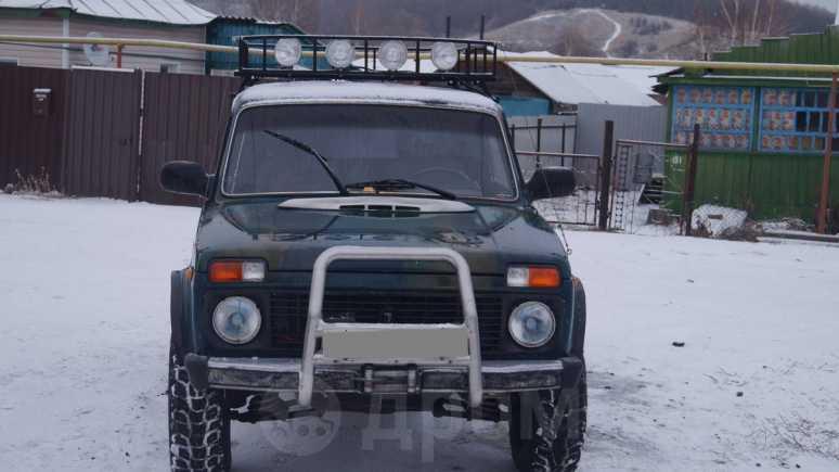Лада 4x4 2121 Нива, 2002 год, 160 000 руб.