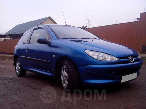 Peugeot 206, 2004 год, 225 000 руб.