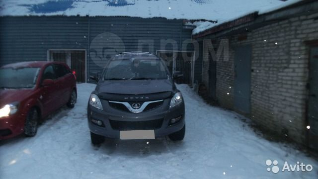Great Wall Hover H5, 2012 год, 590 000 руб.