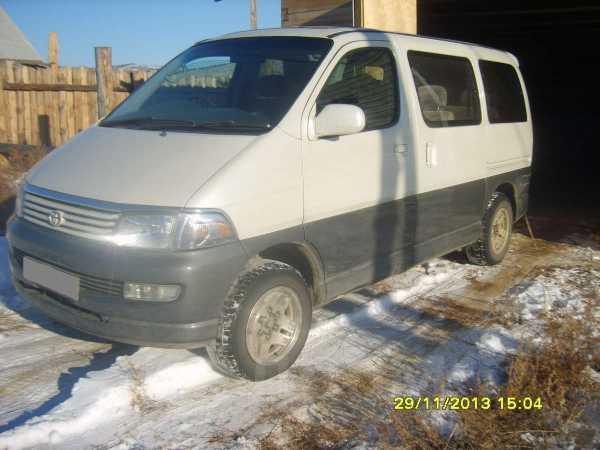 Toyota Hiace Regius, 1999 год, 300 000 руб.