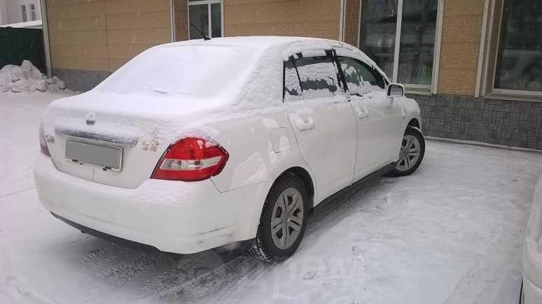 Nissan Tiida, 2009 год, 300 000 руб.