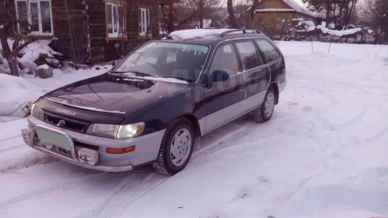Toyota Corolla, 1995 год, 170 000 руб.