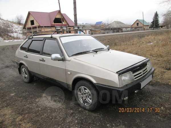 Лада 2109, 1998 год, 87 000 руб.