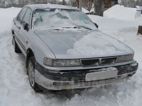Mitsubishi Galant, 1989 год, 40 000 руб.