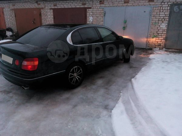 Lexus GS300, 1998 год, 267 304 руб.