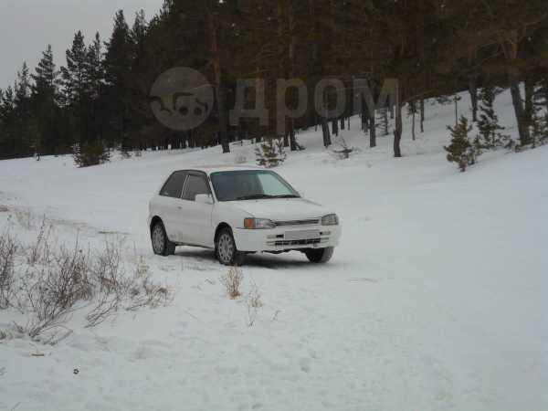 Toyota Starlet, 1991 год, 105 000 руб.