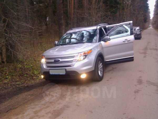 Ford Explorer, 2013 год, 1 650 000 руб.