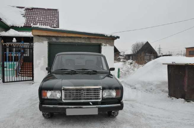 Лада 2107, 2005 год, 67 000 руб.