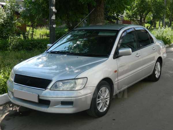 Mitsubishi Lancer Cedia, 2002 год, 190 000 руб.