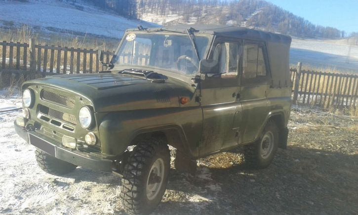 УАЗ 469, 1994 год, 130 000 руб.
