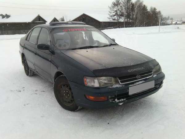 Toyota Corona, 1993 год, 152 000 руб.