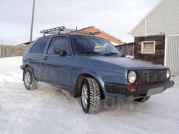 Volkswagen Golf, 1986 год, 70 000 руб.