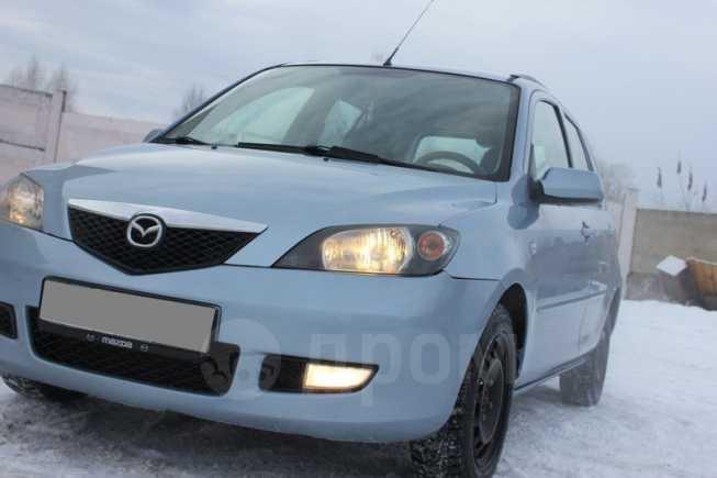 Mazda Mazda2, 2003 год, 220 000 руб.