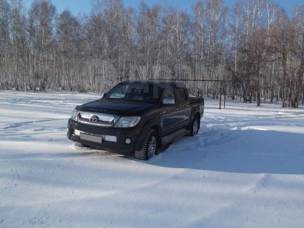 Toyota Hilux Pick Up, 2010 год, 1 100 000 руб.