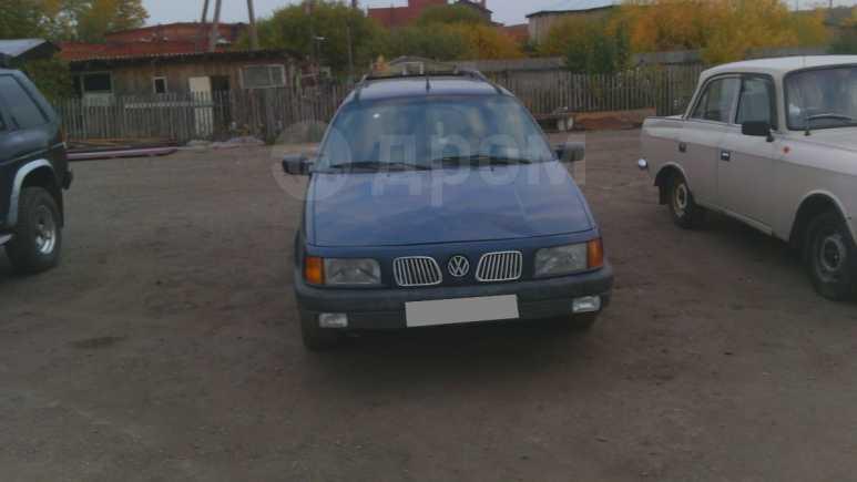 Volkswagen Passat, 1992 год, 125 000 руб.