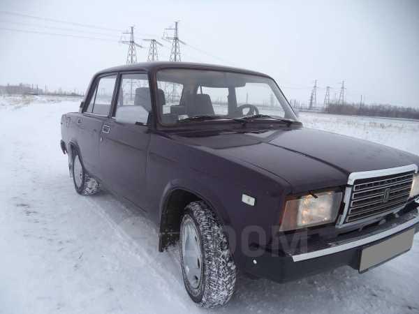 Лада 2107, 1997 год, 36 000 руб.