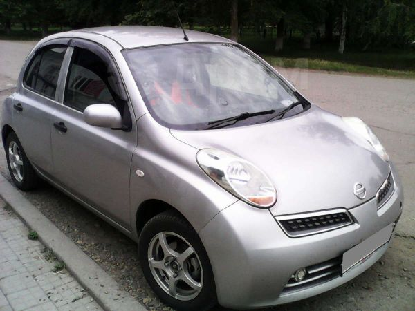 Nissan March, 2008 год, 280 000 руб.