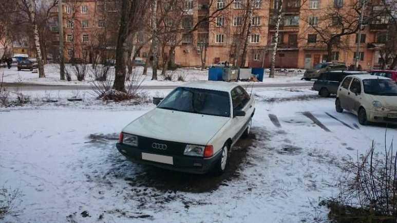 Audi 100, 1986 год, 73 000 руб.