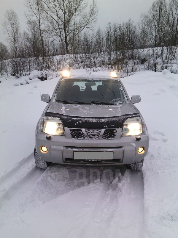 Nissan X-Trail, 2005 год, 575 000 руб.