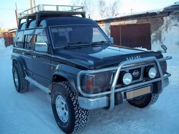 Nissan Safari, 1993 год, 680 000 руб.