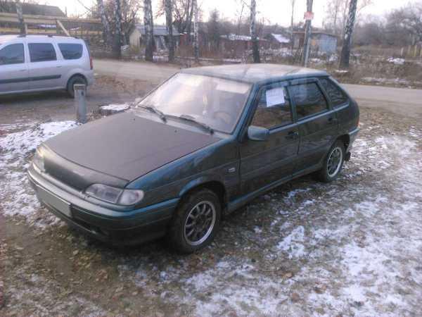 Лада 2114 Самара, 2007 год, 120 000 руб.