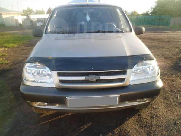 Chevrolet Niva, 2006 год, 252 000 руб.