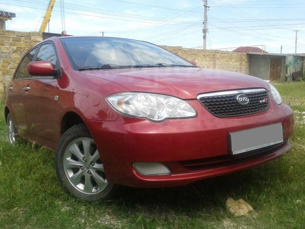BYD F3, 2012 год, 380 000 руб.