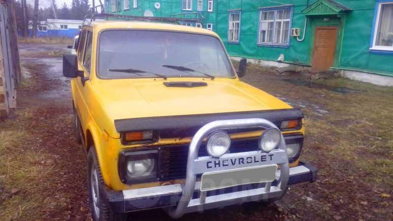 Лада 4x4 2121 Нива, 1981 год, 90 000 руб.