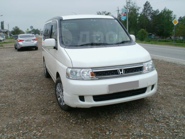Honda Stepwgn, 2003 год, 400 000 руб.