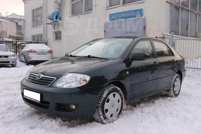 Toyota Corolla, 2005 год, 489 900 руб.