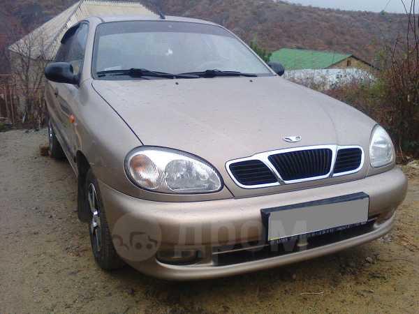 Daewoo Lanos, 2007 год, 299 339 руб.
