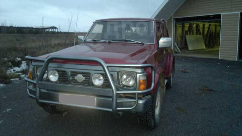 Nissan Patrol, 1993 год, 370 000 руб.