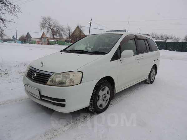 Nissan Liberty, 2001 год, 290 000 руб.