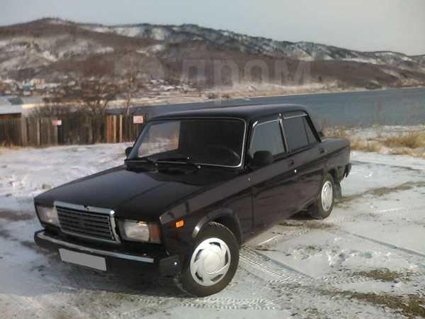 Лада 2107, 2009 год, 130 000 руб.