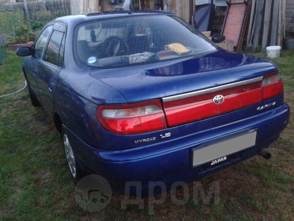 Toyota Carina, 1996 год, 175 000 руб.