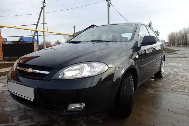Chevrolet Lacetti, 2010 год, 367 000 руб.