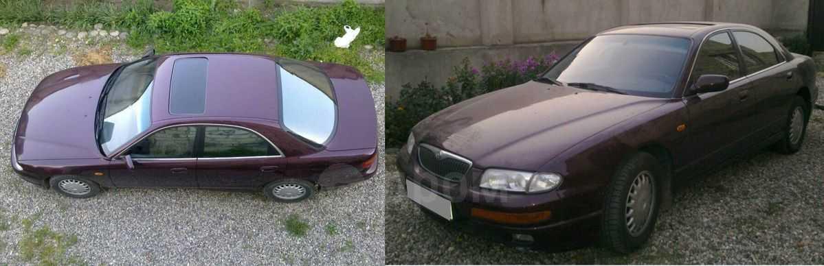 Mazda Xedos 9, 1995 год, 220 000 руб.