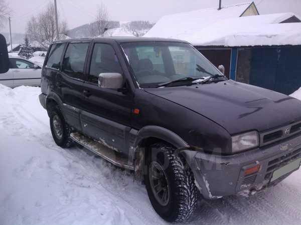 Nissan Mistral, 1996 год, 215 000 руб.
