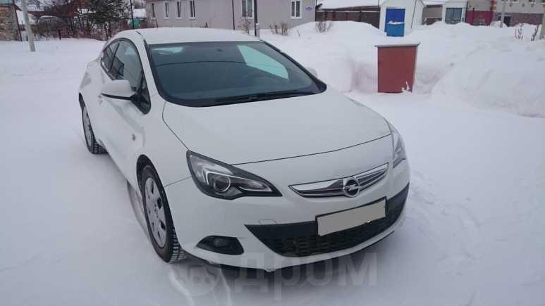 Opel Astra GTC, 2012 год, 730 000 руб.