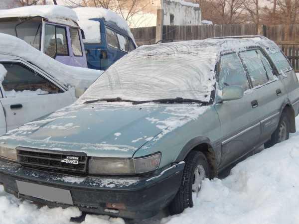 Toyota Sprinter Carib, 1990 год, 60 000 руб.