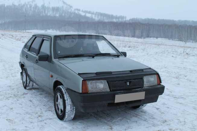 Лада 2109, 1996 год, 80 000 руб.
