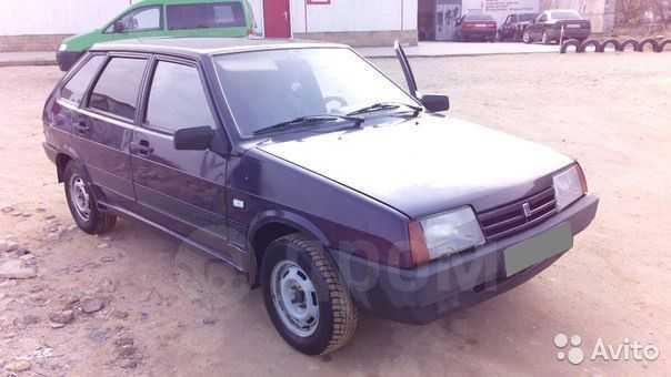 Лада 2109, 1998 год, 70 433 руб.