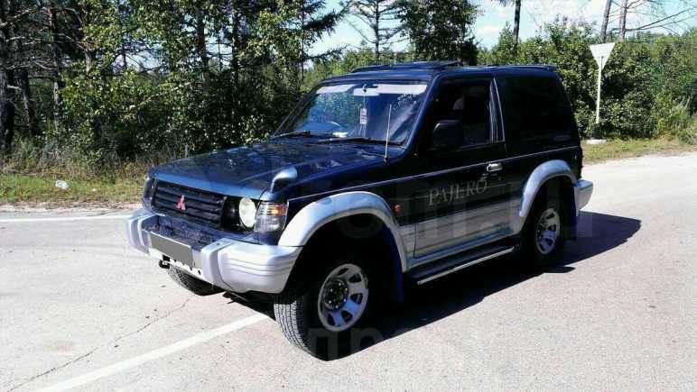 Mitsubishi Pajero, 1993 год, 190 000 руб.