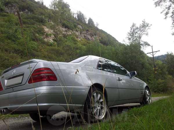Mercedes-Benz CL-Class, 1995 год, 449 000 руб.