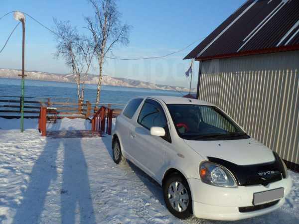 Toyota Vitz, 2001 год, 205 000 руб.