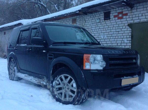 Land Rover Discovery, 2008 год, 1 120 000 руб.