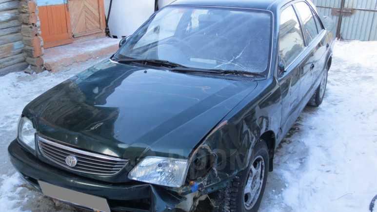 Toyota Corsa, 2000 год, 70 000 руб.