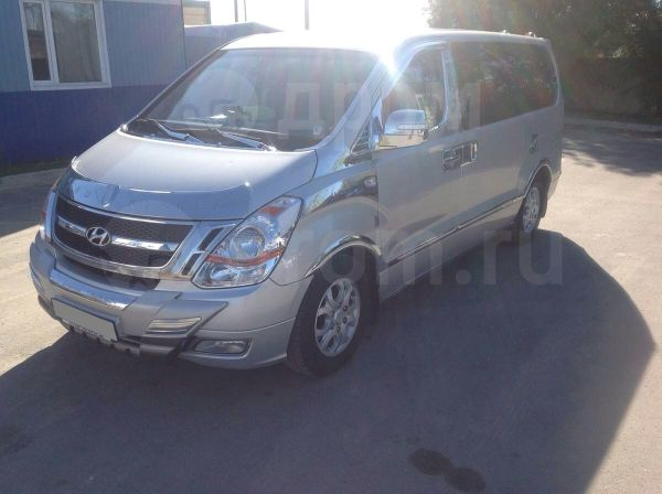 Hyundai Grand Starex, 2008 год, 660 000 руб.