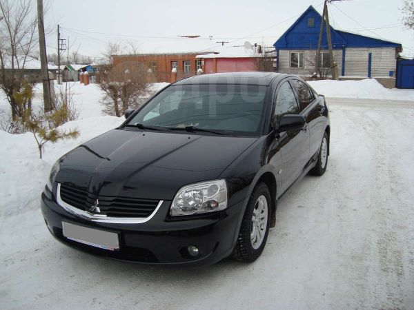 Mitsubishi Galant, 2007 год, 485 000 руб.